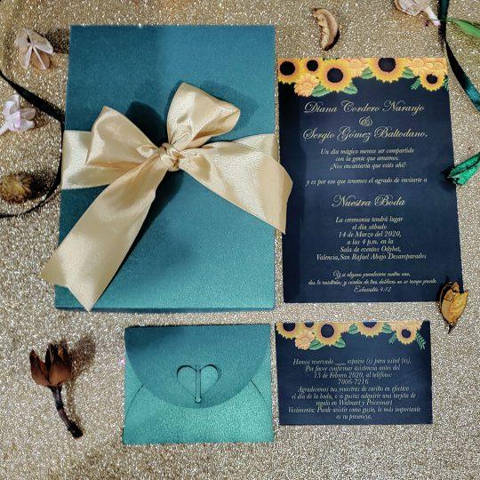 Invitación Lovely Box